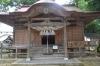三朝神社本殿