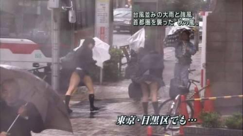 台風8号3