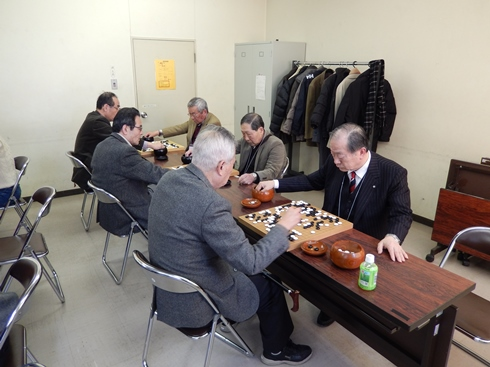 早慶囲碁3