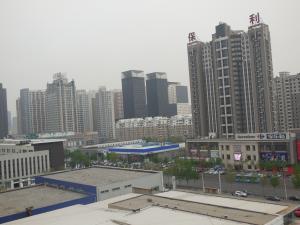 瀋陽市の眺め