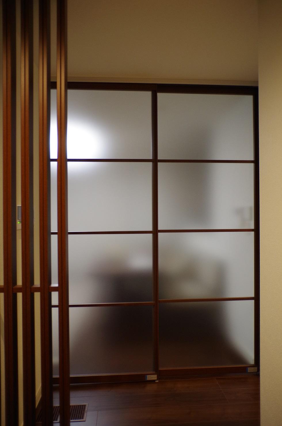 1階LDKドア2
