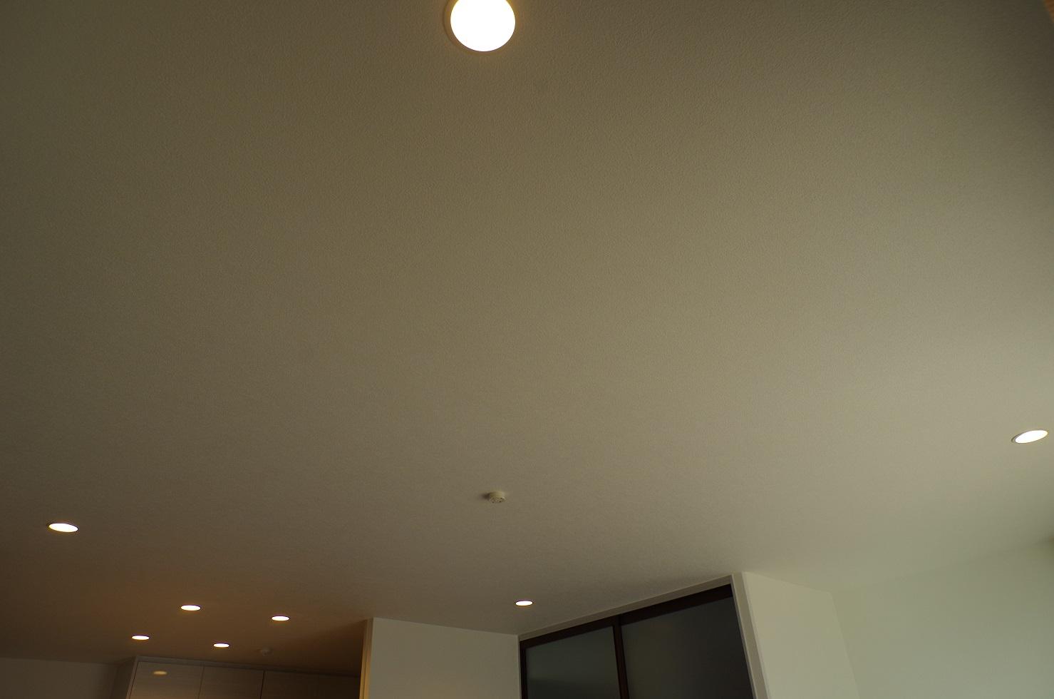 1階LDK内部照明1