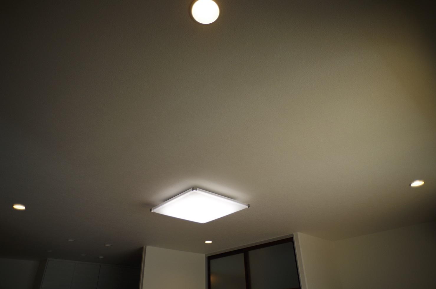 1階LDK内部照明3