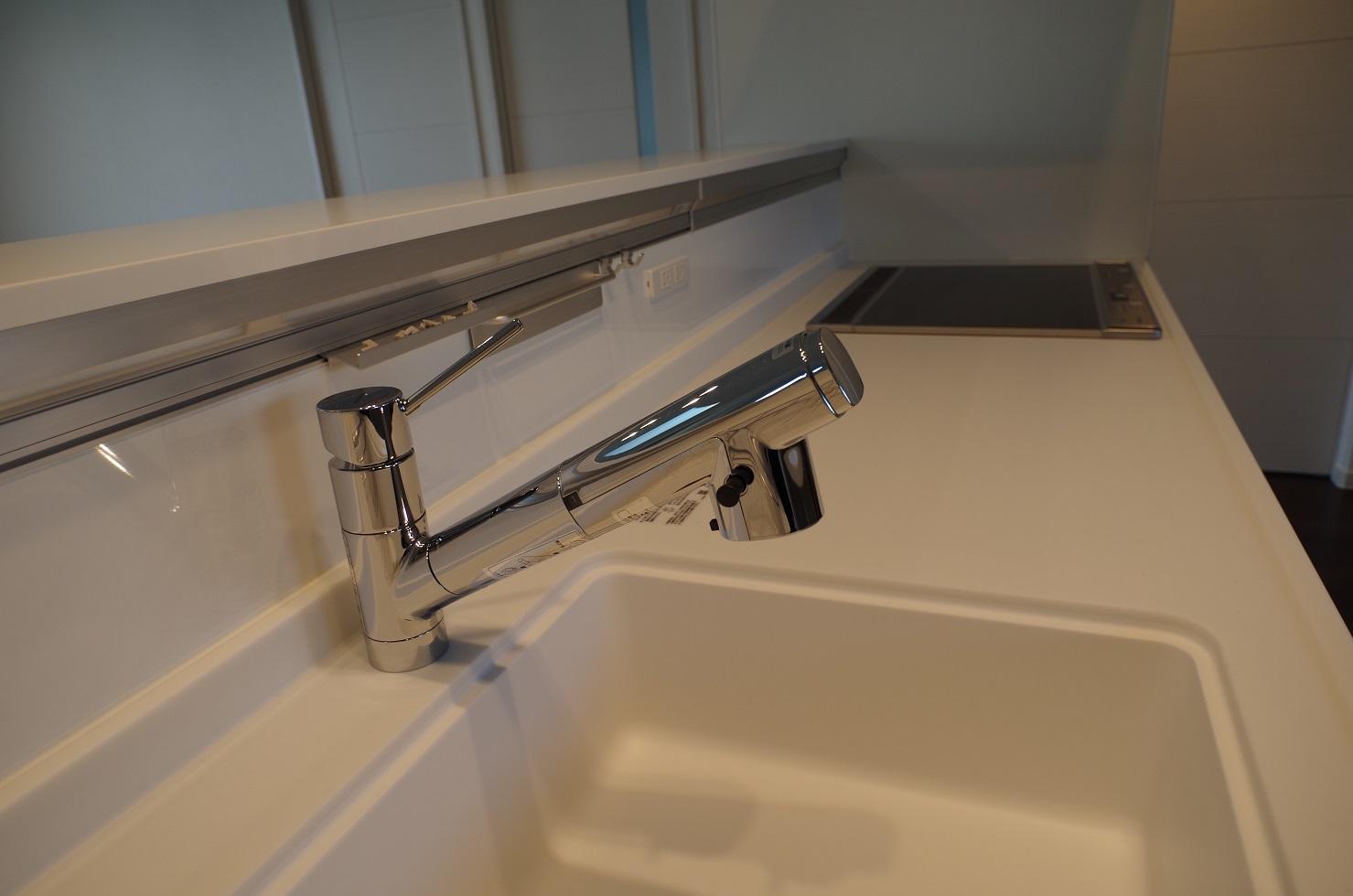 2階キッチン水栓1