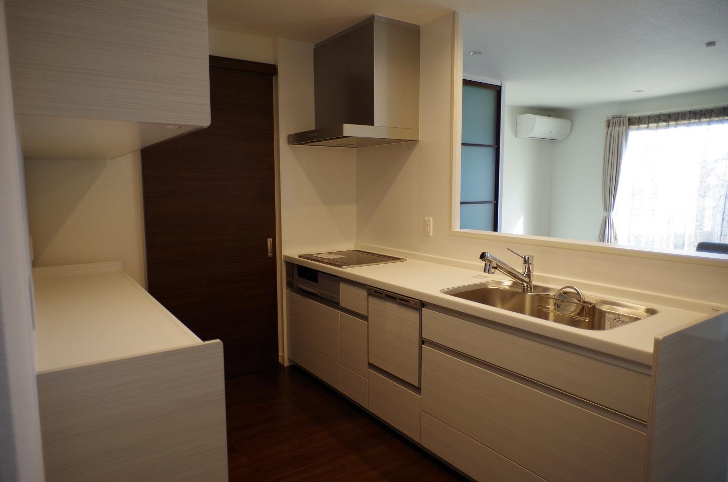 1階キッチン1