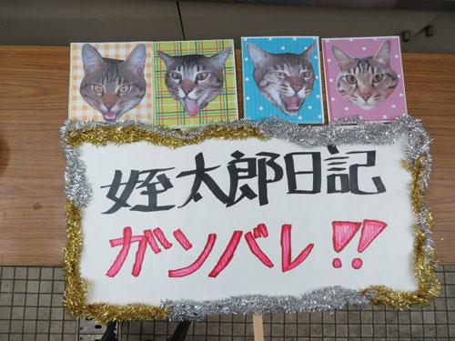 2014 東京マラソン 姪太郎