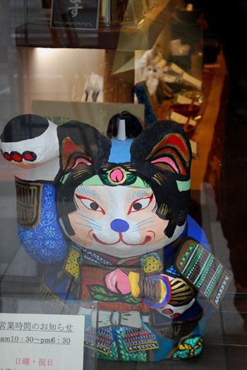 猫の桃太郎