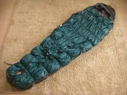 寝袋 モンベル