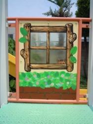 巨大遊具の窓1