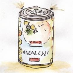 パインアップル缶