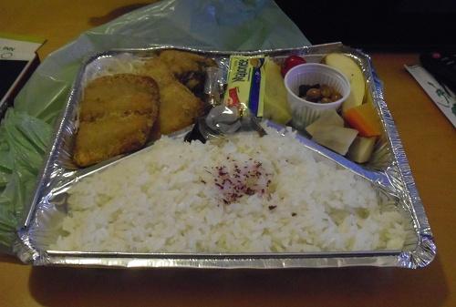 弁当魚フライ0721