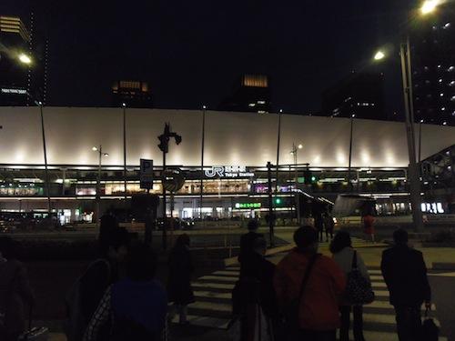 81103東京駅