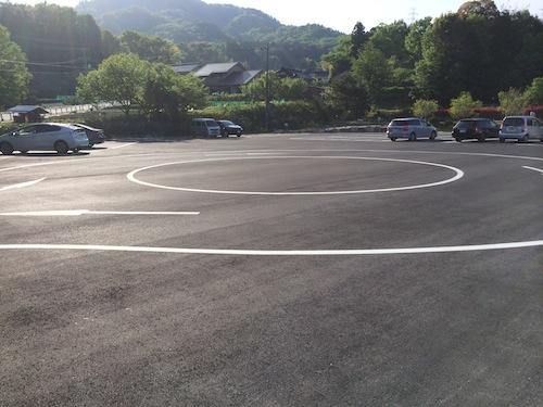 1898 駐車場