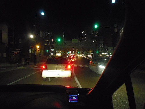 2 IMGP1343 金沢の渋滞