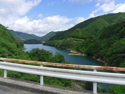IMGP1408帰りのダム湖