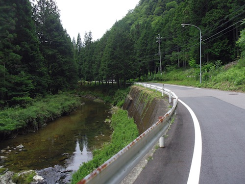 IMGP1410帰りの山岳入り口