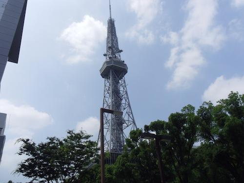 8 テレビ塔