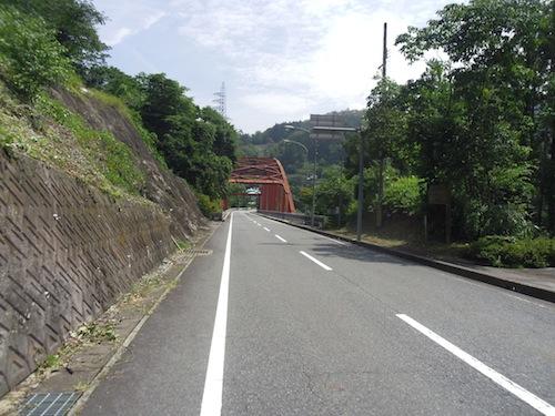 4 赤い橋