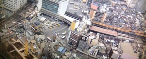 渋谷空映像 1967年