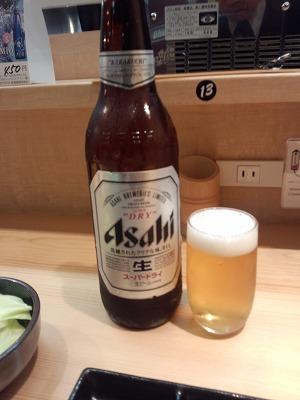 ビール480円