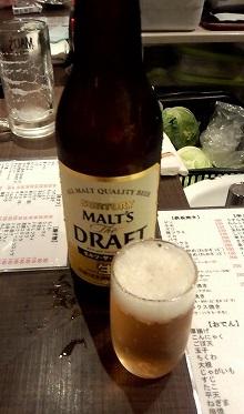 20140810瓶ビール