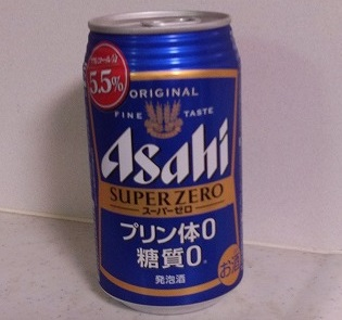 アサヒ スーパーゼロ