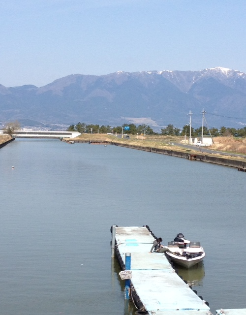琵琶湖 ボート