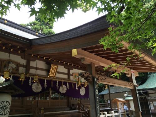 枚岡神社3