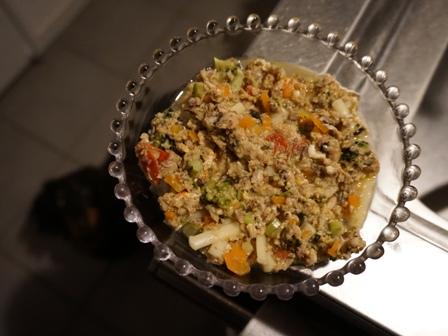 代田初手作りご飯