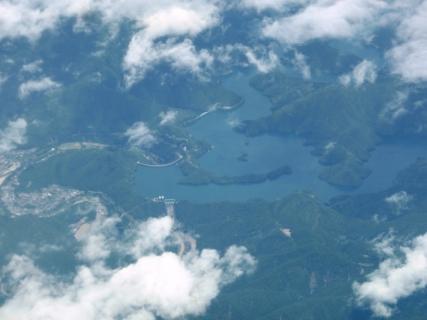 三重県池原ダム