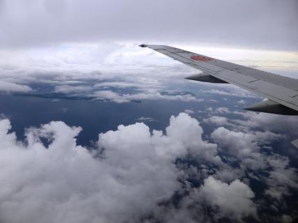 伊平屋島と野甫島