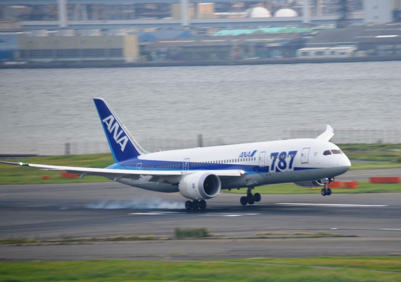 JA8094's 航空機 Diary - 着陸直...