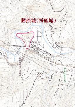 編集_大野市西勝原位置図 - コピー