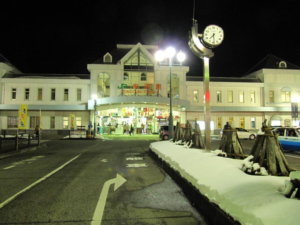 米沢駅駅舎とその周辺 (1)