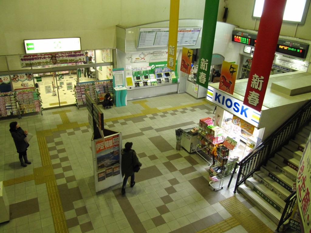 米沢駅駅舎とその周辺 (4)