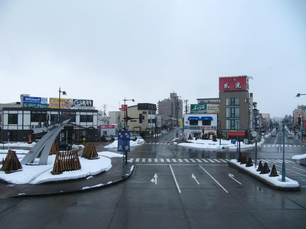 米沢駅駅舎とその周辺 (12)