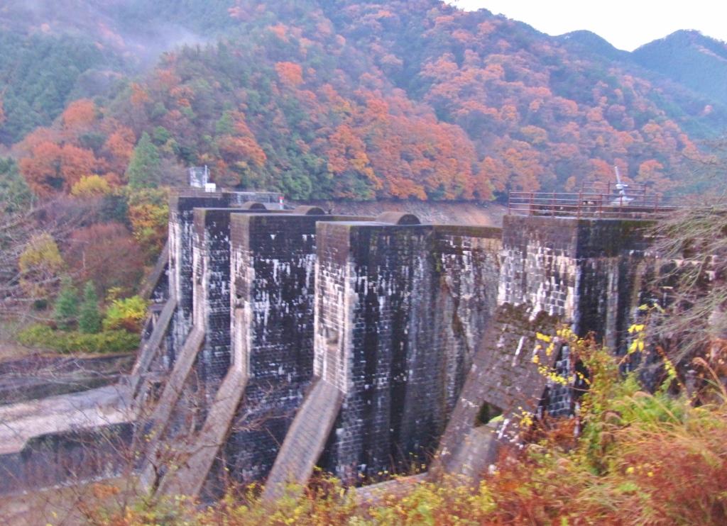 豊稔池ダム (1)