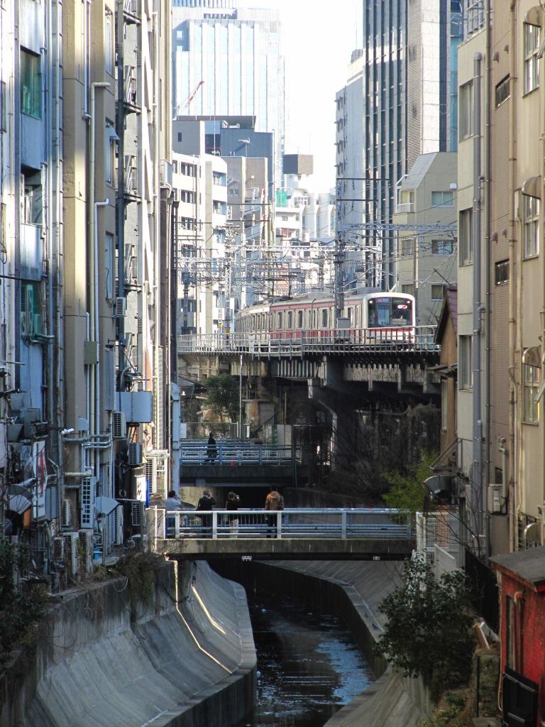 渋谷駅地上廃止前 (2)