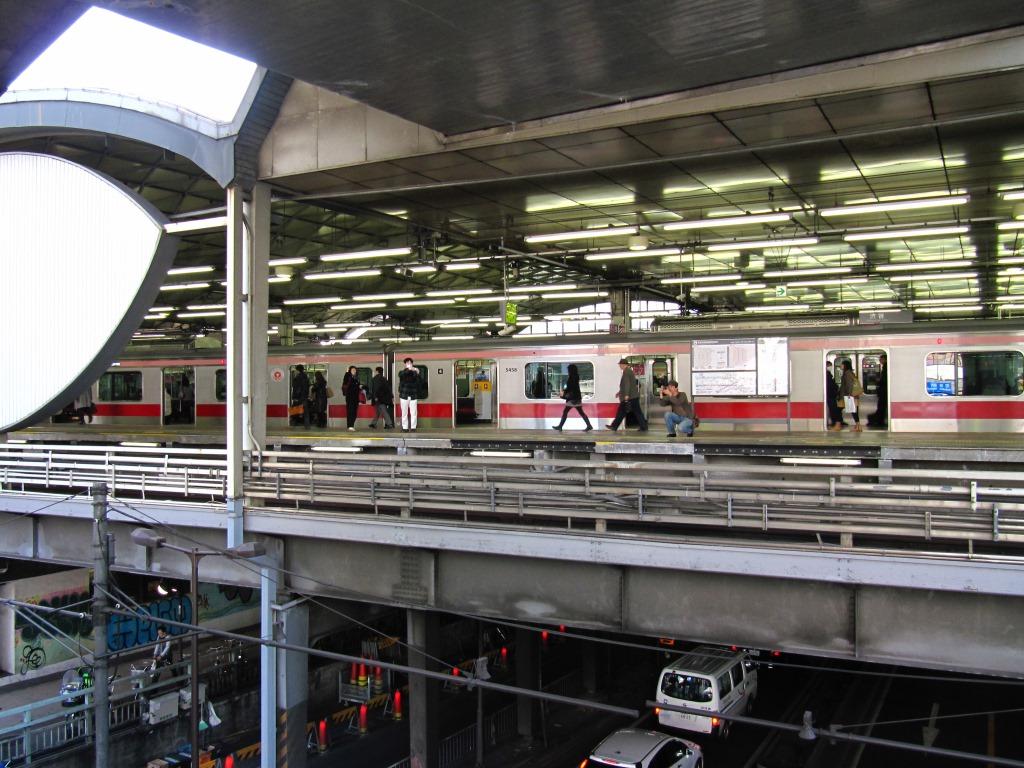 渋谷駅地上廃止前 (3)