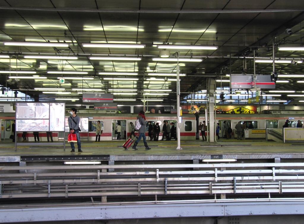 渋谷駅地上廃止前 (5)