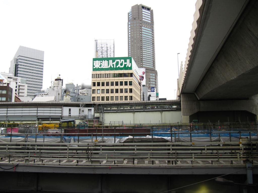 渋谷駅地下化後 (7)