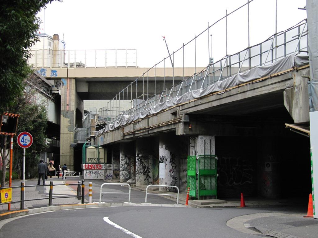 渋谷駅地下化後 (12)