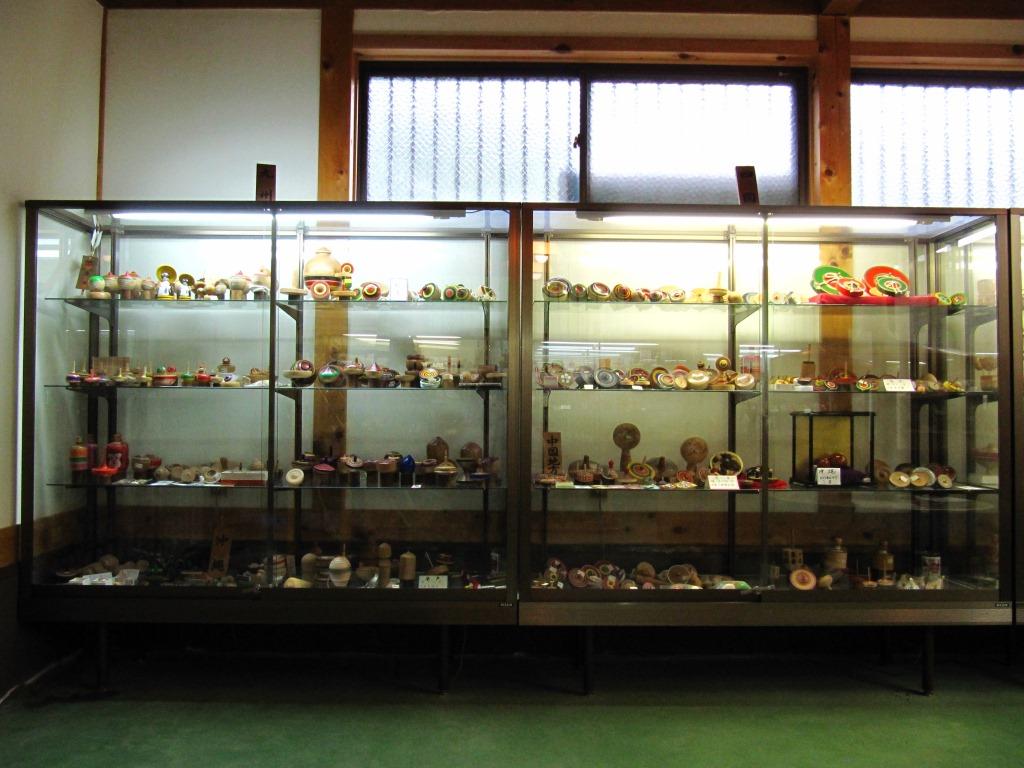 湯原独楽博物館 (4)