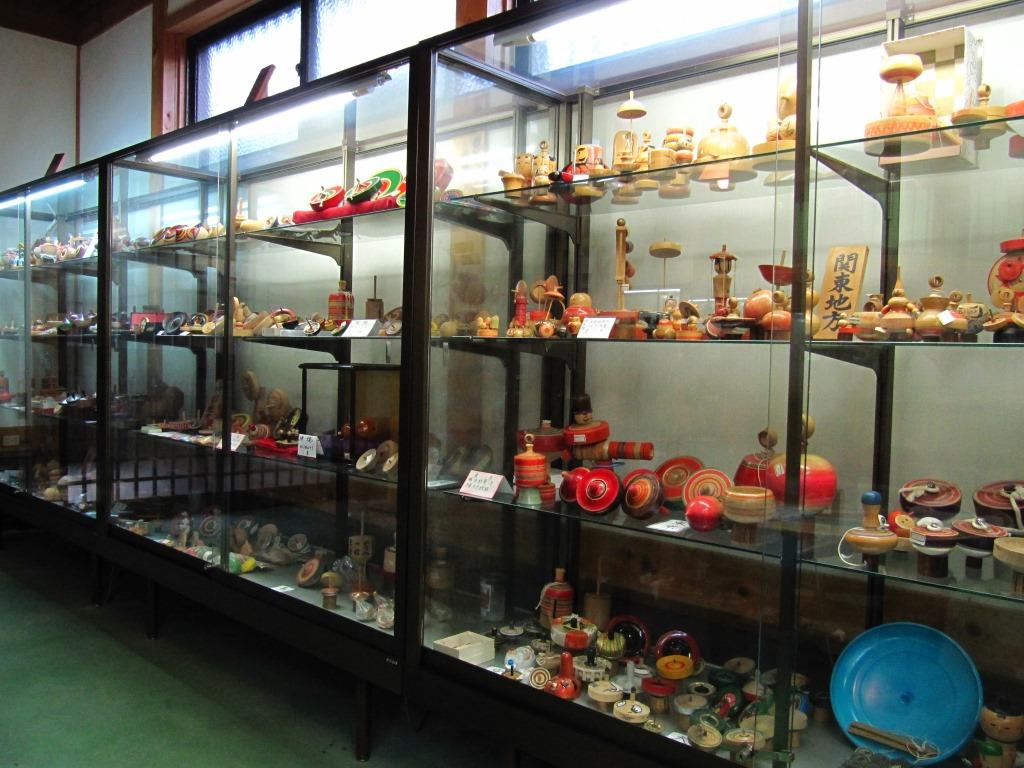 湯原独楽博物館 (5)