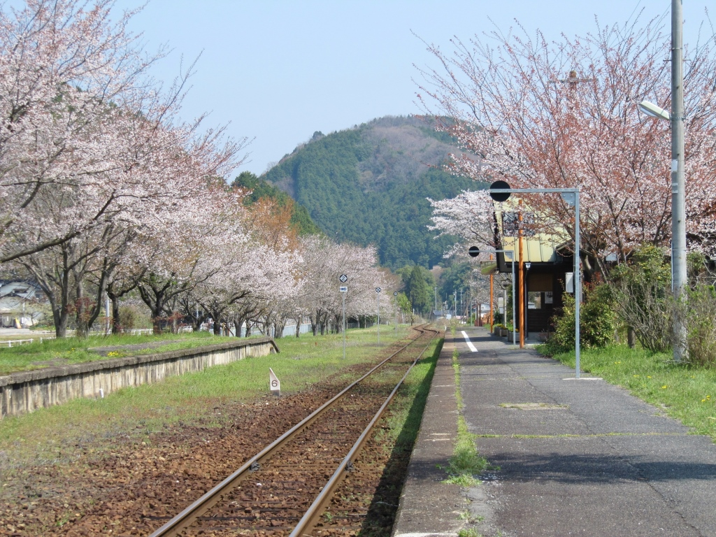 月田駅 (2)
