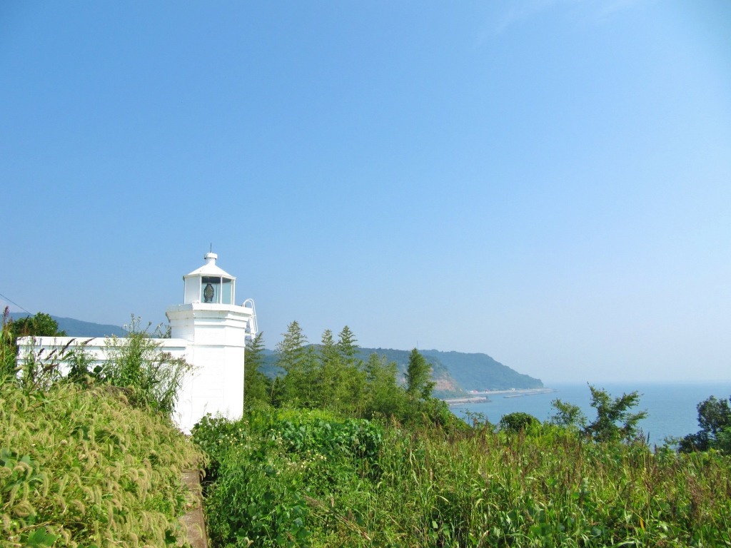 口之津灯台 (2)