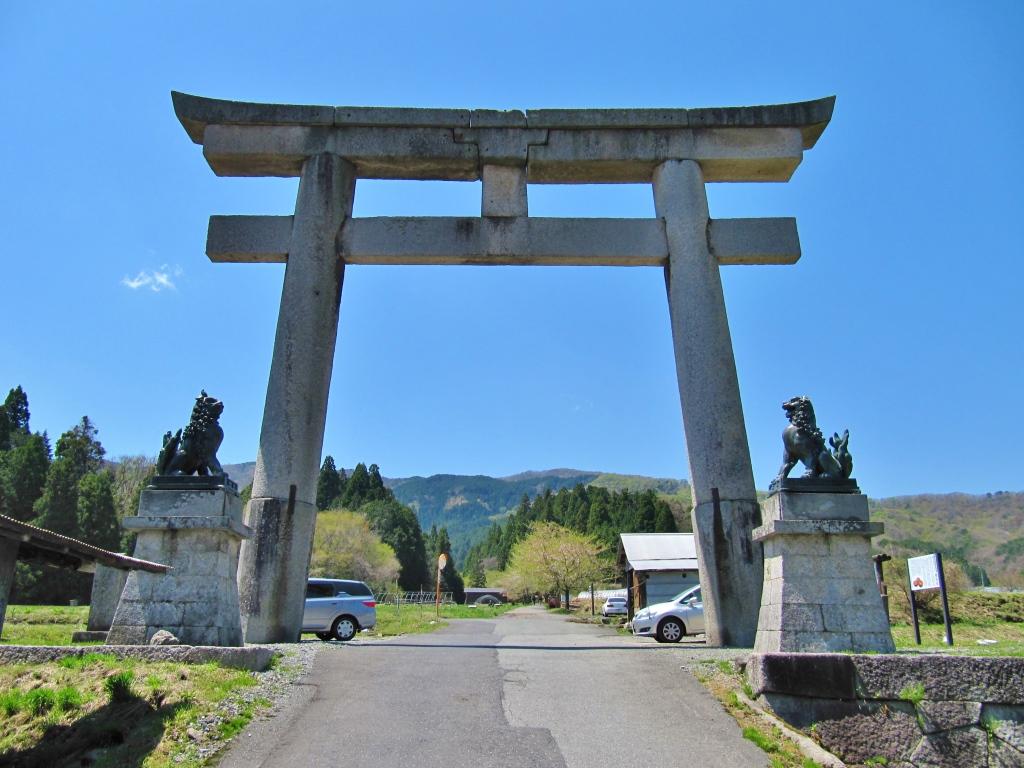 茅部神社 (3)