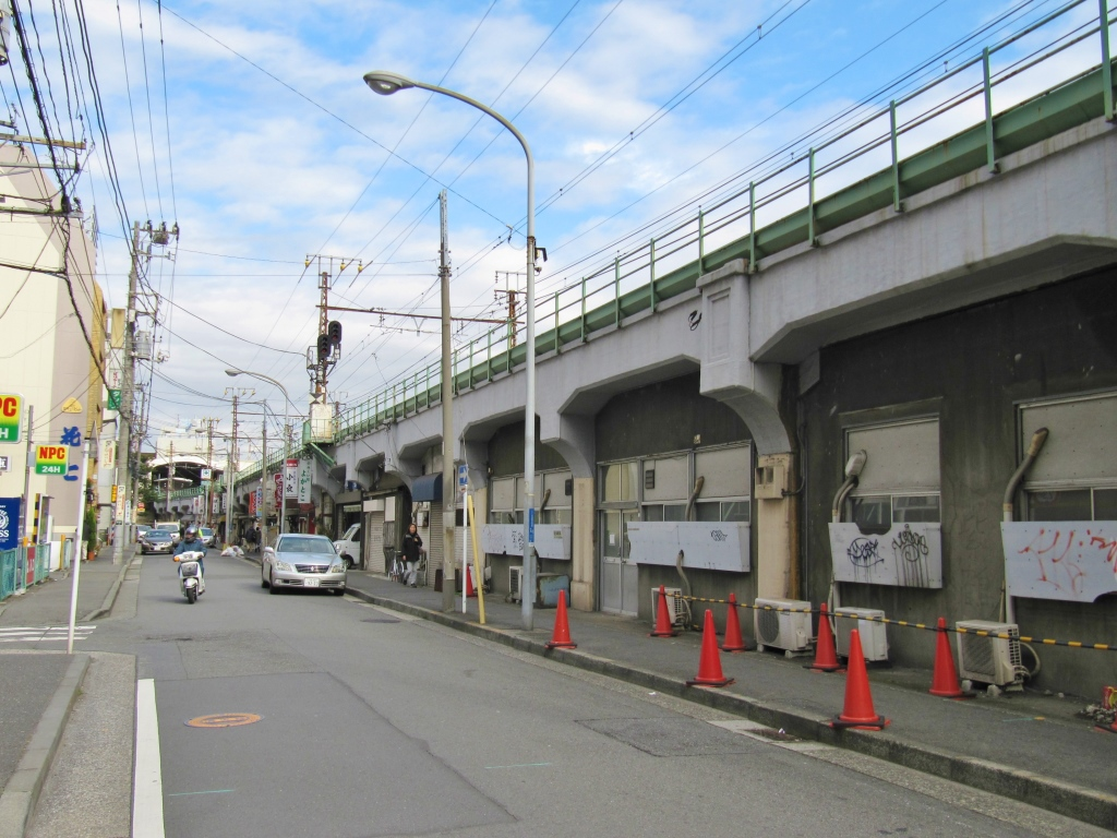 鶴見から国道 (2)