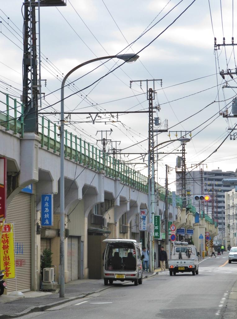 鶴見から国道 (3)