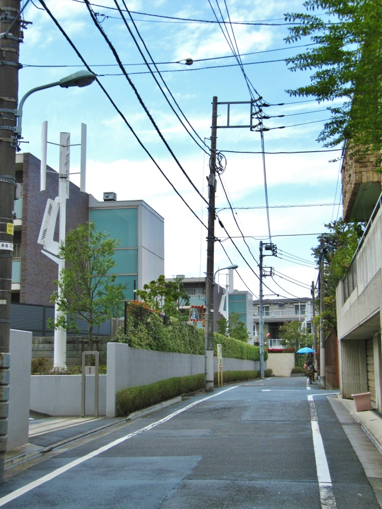 代々木の風力発電 (3)